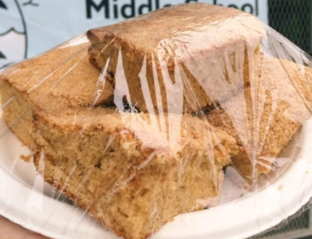 How To Make The Famous LAUSD Coffee Cake