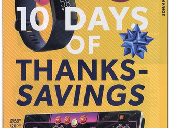 Sam's Club | Black Friday 2020 | The 10-Days of Thanks-Savings