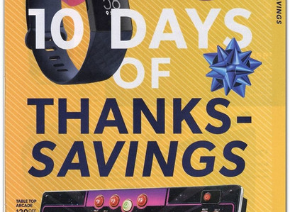 Sam's Club | Black Friday 2020 | The 10-Days of Thanks-Savings