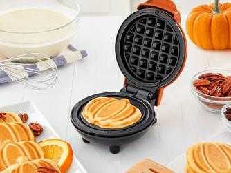 Kohl's | Dash Mini Waffle Makers Under $10 (4 Options)