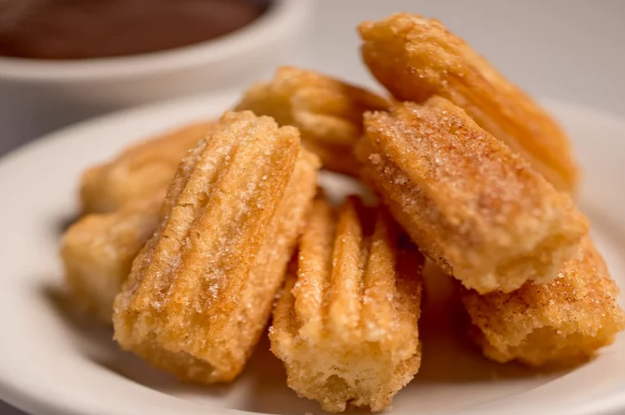 How To Make Disneyland's Famous Churros