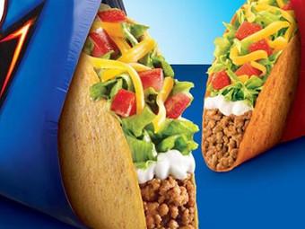 FREE Doritos Locos Tacos w/ New Taco Bell Rewards Program