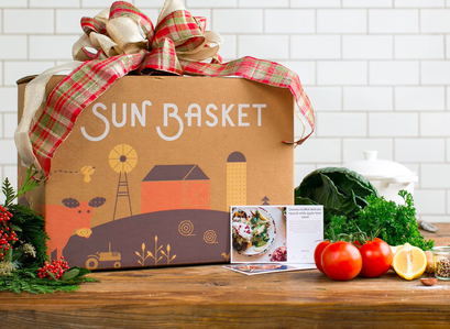 Sun Basket Organic Meal Kits | Get $35 Off + 4 FREE Gifts & Free Shipping on First Order!