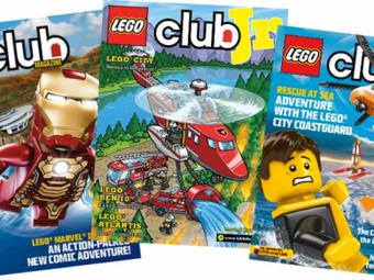 Free Subscription Lego Life Magazine
