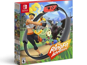 Amazon | Ring Fit Adventure  Nintendo Switch