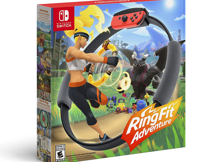 Amazon | Ring Fit Adventure  Nintendo Switch