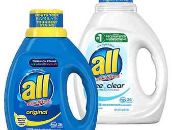 Walgreens | $1.99 for All Laundry Detergent