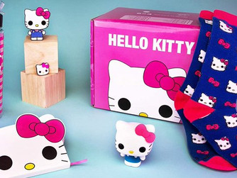 Amazon   Funko Hello Kitty Collectors Box