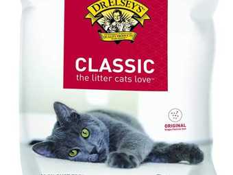 Amazon | Dr. Elsey's Premium Clumping Cat Litter 40lbs
