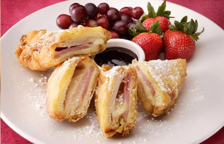 Recipe | How To Make Disneyland's Monte Cristo