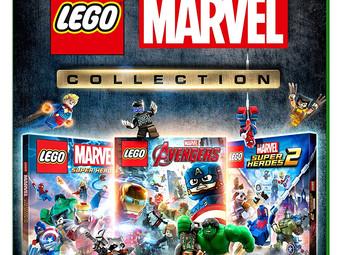 Amazon | Lego Marvel Collection - Xbox One & PS4