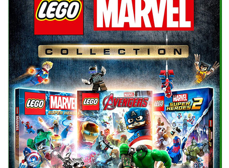 Amazon | Lego Marvel Collection - Xbox One & PS4