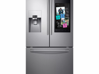 Sam's Club | Samsung 24.2 cu. ft. French Door Refrigerator with Family Hub