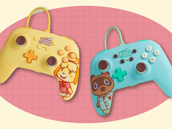 New Animal Crossing Controllers Are Coming | Preorder Available