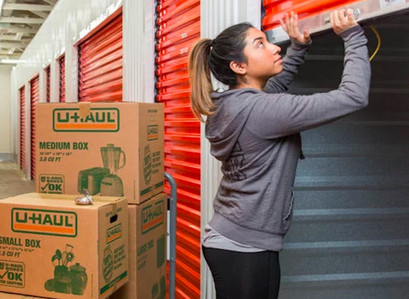 U-Haul - Free 30 Days of Self-Storage for College Students