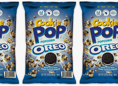 Cookie Pop OREO Halloween Popcorn Available at Sam's Club