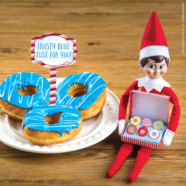 Donut You Want One | Elf On The Shelf