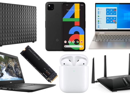 Today's Top Deals | Tech, Electronics and Smart Home
