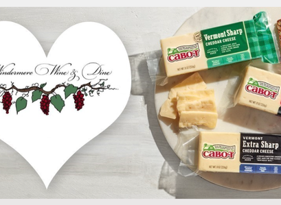 Windermere Wine and Dine Cabot Cheese Giveaway