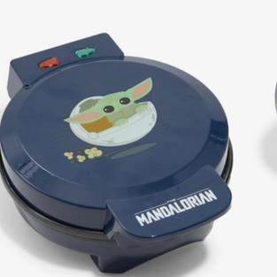 Star Wars The Mandalorian The Child Waffle Maker