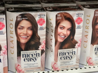 New $5/2 Clairol Hair Color Coupon to Save Up to 50% at Target