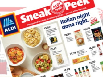 Aldi In Store Ad October 28 -November 3, 2020
