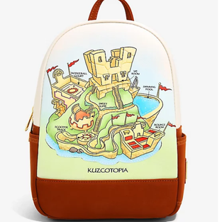 Loungefly Disney The Emperor's New Groove Mini Backpack