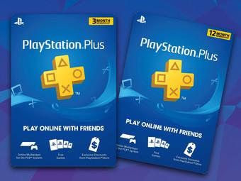 CDKeys | 1-Year Sony PlayStation Plus Membership (Digital Delivery)
