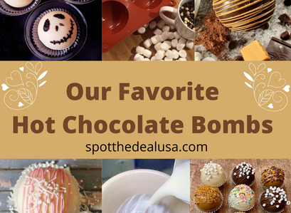 Our Favorite Hot Chocolate Bombs