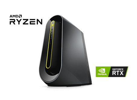 Dell | Alienware Aurora Ryzen Edition R10 Gaming Desktop