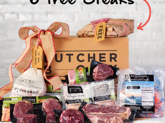 ButcherBox Black Friday Deal – Six Free Steaks With First Box!