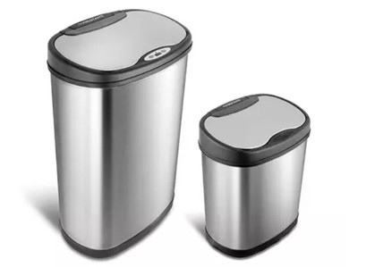 Nine Stars Combo Sensor Trash Can at Sam's Club