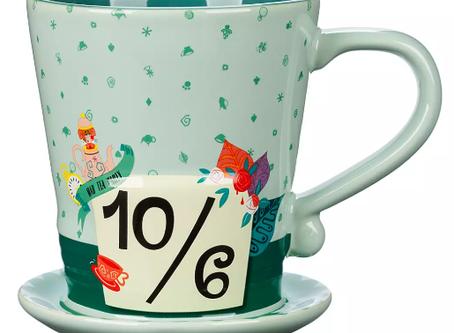 Shop Disney | Mad Hatter Mug – Alice in Wonderland