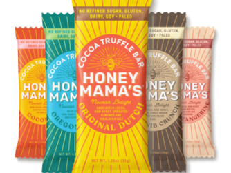 Social Nature - Free Honey Mama's Single Honey-Cocoa Bars