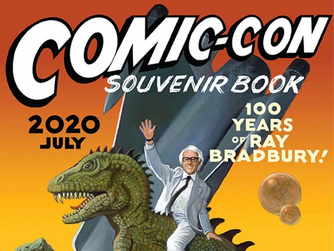 Comic-Con 2020 Is Free Online Plus Download a Free Souvenir Book