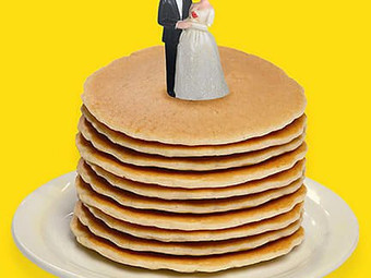 Get Married On A Budget | Denny's Las Vegas Wedding Package