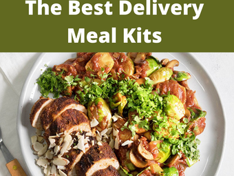 The Best Delivery Meal Kits