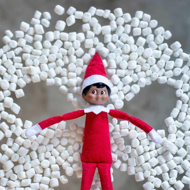 30 Days Of Elf On The Shelf Ideas