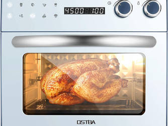 Amazon | Stack eCoupon + Promo Code For Huge Savings On This OSTBA Air Fryer Toaster Oven Combo