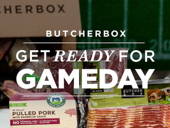 ButcherBox – Free Game Day Bundle With Your First Delivery Box
