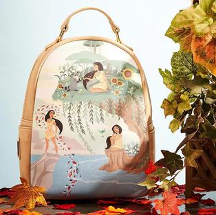 Beautiful Disney Pocahontes Loungefly Backpack