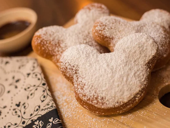 Recipe | How To Make Mickey Mouse-shaped Beignets