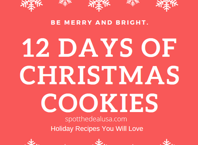 12 Days Of Christmas Cookie Recipes You Will Love