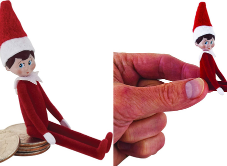 Amazon | Worlds Smallest The Elf On The Shelf