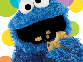 Recipe | Cookie Monster Shares How To Make Me Famous Sugar Cookies