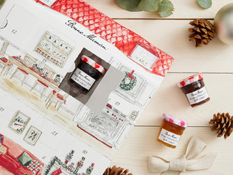 The 2020 Bonne Maman Limited Edition Advent Calendar is Back in Stock