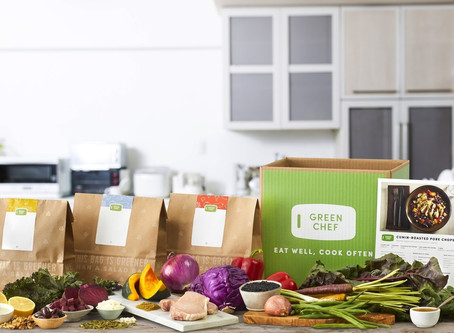 Green Chef   Delivery Meal Kit Keto, Paleo and Plant-based Options