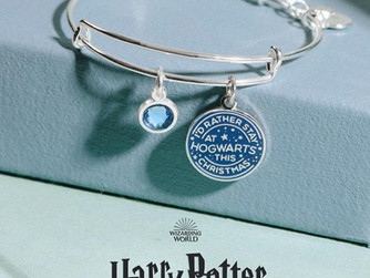 Alex and Ani Harry Potter Charm Bangles Collection