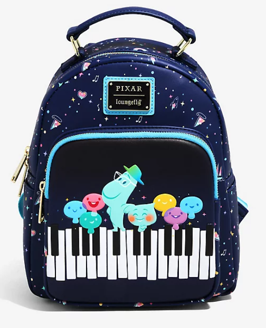 Loungefly Pixar Soul Mini Backpack