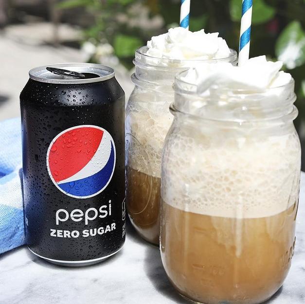 Recipe | How To Make a Pepsi Zero Sugar Cold Brew Frappe